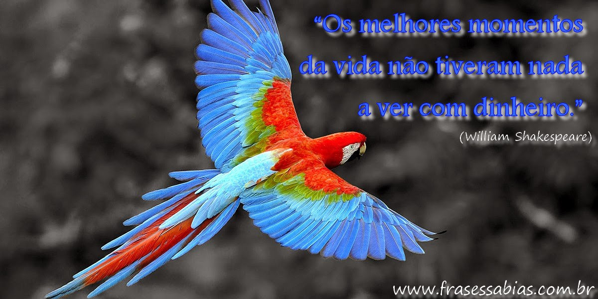 Frases Sábias William Shakespeare